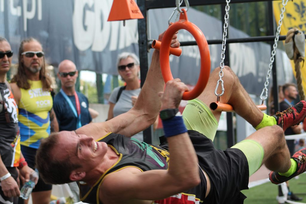 OCR Championships low rig